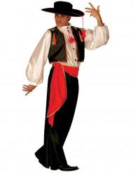 Kostym som mexicoinspirerad dansare vuxna