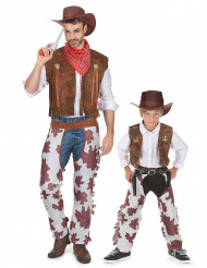 Cowboy Far & Son dräktpar