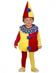 Chubby - Clowndräkt för barn