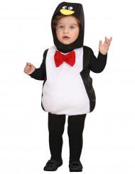 Pösig pingvindräkt  Bebis