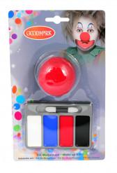 Sminkset mini clown