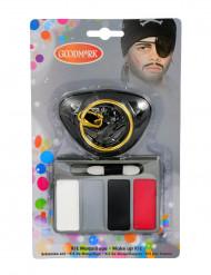Sminkset mini pirat