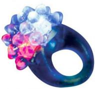 1 magisk ring med LED blå