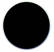 Kropps- och ansiktsfärg svart 55 ml Grim