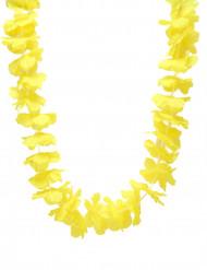 Gult Hawaii-halsband