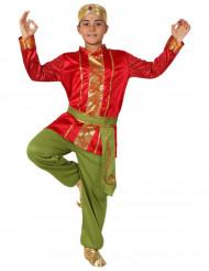 Kostym med indisk inspiration för barn till maskeraden
