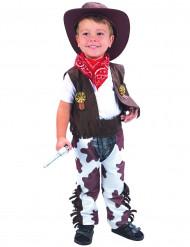 Cowboy deluxe - utklädnad barn