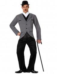 Maskeraddräkt Charlie Chaplin manlig