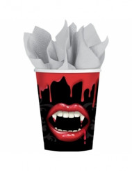 8 blodiga vampyr pappersmuggar