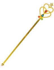 Fens trollspö guld - Maskeradtillbehör för barn