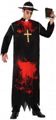 Fader Zombie - Halloweenkläder för vuxna