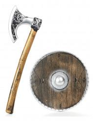 Vikingakit i plast för barn