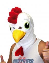 Heltäckande kycklingmask för vuxna