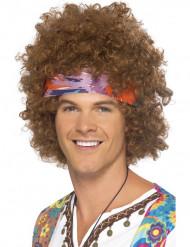 Hippieinspirerade brun Afroperuk