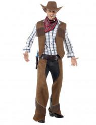 Cowboy - utklädnad i vuxenstorlek