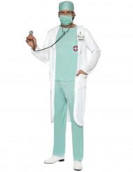 Doktor - utklädnad vuxen