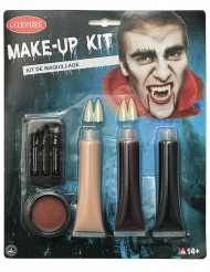 Vampyrsmink lyxkit Halloween