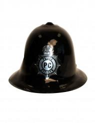Brittisk polishjälm i vuxenstorlek