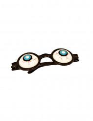 Glasögon med utstickande ögon