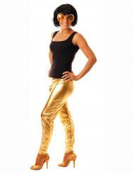 Gyllene Leggings
