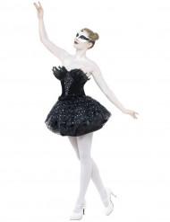 Svart ballerinadräkt