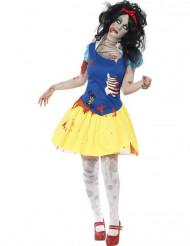 Zombie-sagoprinsessa - Maskeraddräkt för vuxna för Halloween