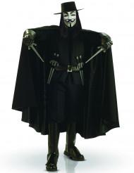 Lyxig V för Vendetta™ - utklädnad vuxen
