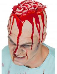 Blodig hjärna - Protes till Halloween