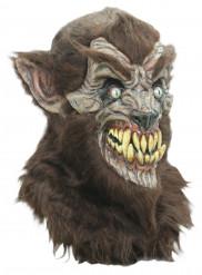Zombiechimpans - Halloweenmask för vuxna