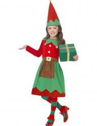 Alvklänning för barn - Tomtens medhjälpare