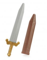 Gladiatorssvärd i plast 46 cm