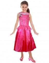 Maskeraddräkt Barbie™ prinsessa barn