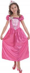 Maskeraddräkt prinsessa Barbie™ barn