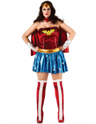 Wonder Woman™ - utklädnad vuxen stor storlek