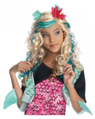 Peruk Lagoona Blue Monster High™ barn