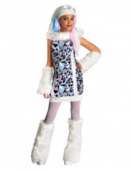 Maskeraddräkt Abbey Bominable Monster High™ barn