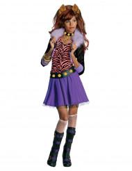 Clawdeen Wolf från Monster High™ - Maskeraddräkt för barn