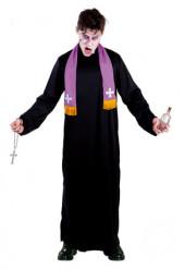 Maskeraddräkt Präst Karras Exorcisten™ vuxen