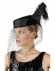 Svart hatt svarta änkan