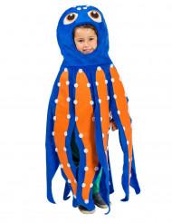 Flerfärgad bläckfiskdräkt barn