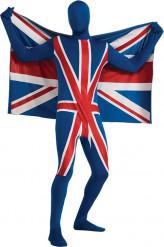 Second Skin Storbritannien helkroppsdräkt vuxen