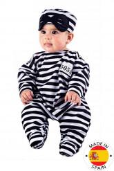Fängelsedräkt bebis
