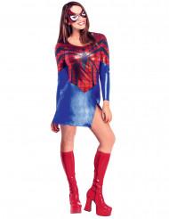 Spider Girl - utklädnad vuxen