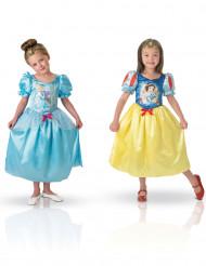Snövit™ och Askungen™ båda i en klänning Barn