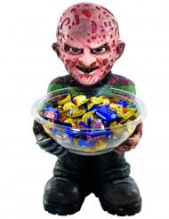 Freddye Krueger™ godisskål - Halloweendekor