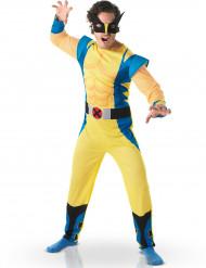 Maskeraddräkt Wolverine™ vuxen