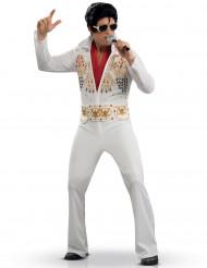 Maskeraddräkt Elvis Presley™ lyx vuxen
