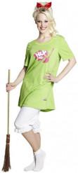 Bibbi Blocksberg™ - Maskradkläder för vuxn