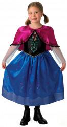Anna Frost™ - Delux maskeraddräkt för barn