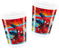 8 Spiderman™ plastmuggar